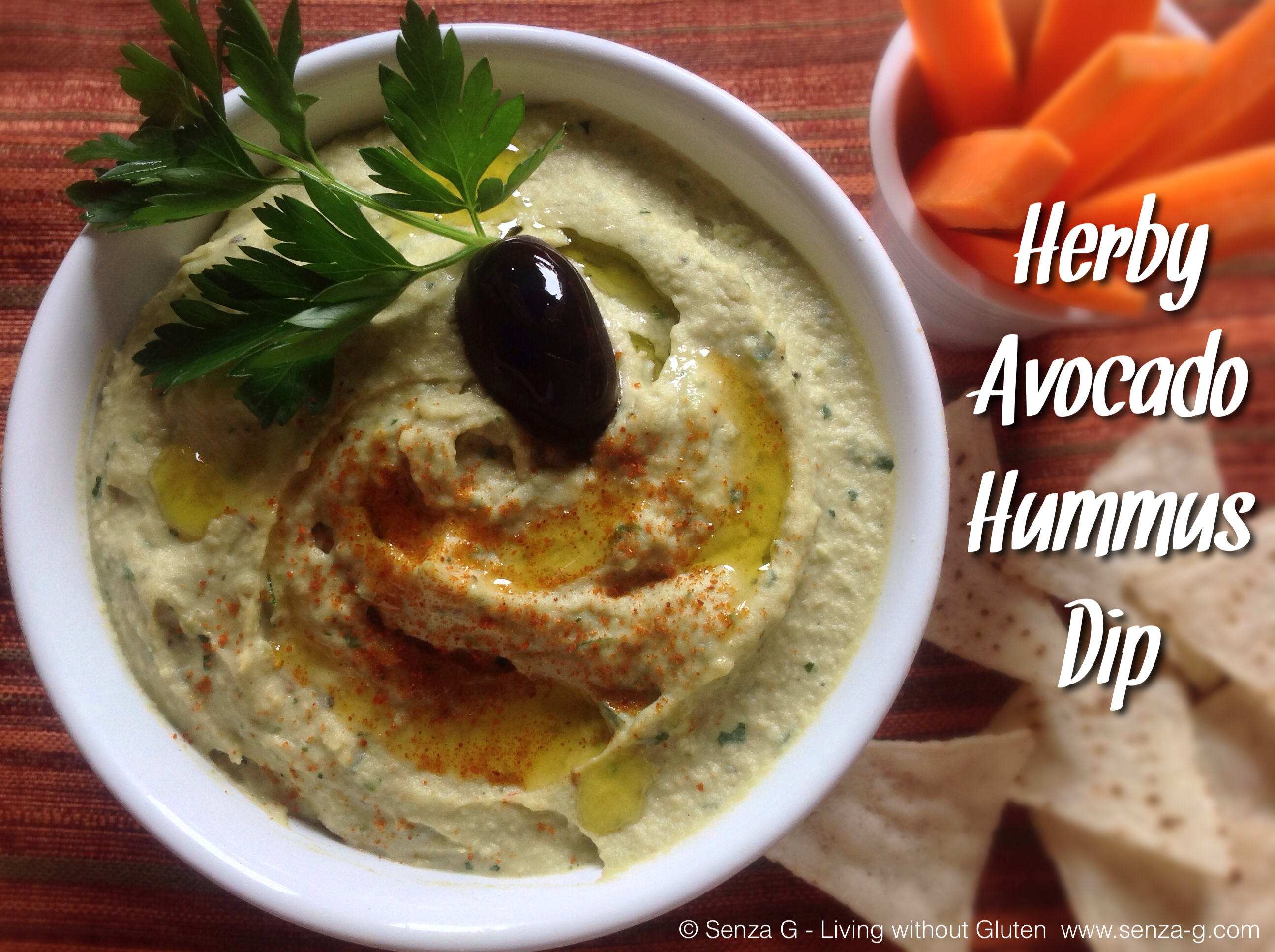 avocado hummus recipe avocado hummus herby avocado hummus avocado ...