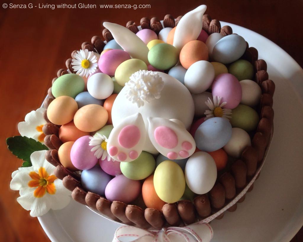 Easter Bunny Carrot Cake With Pecans Amp Raisins Senza G