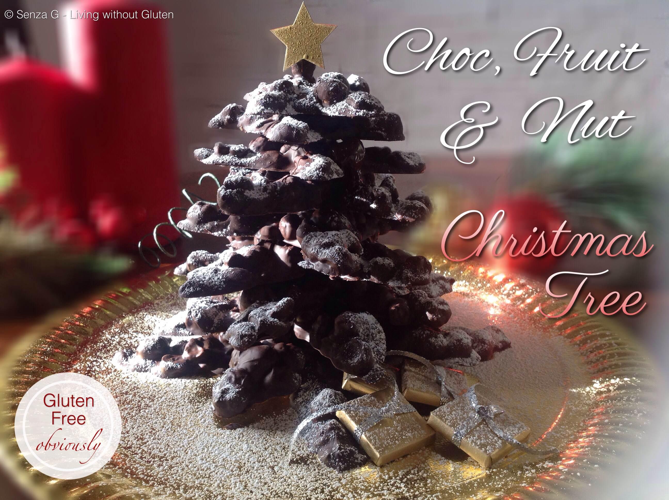 90s Christmas Tree.Chocolate Christmas Tree Senza G